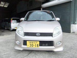 鹿児島/中古軽自動車 販売 ダイハツ マックス 車検付 UA-L950S