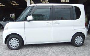 ダイハツ タント 軽中古車 平成20年 DBA-L375S