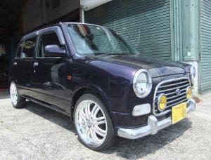 ダイハツ ジーノ GF-L700S (有)大隅ダイハツ 中古軽自動車 鹿児島 平成11年 カスタマイズ