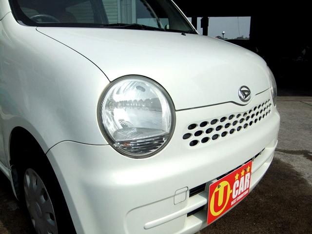 軽中古車 ダイハツ ムーヴラテ L550S パールホワイト 新古車並