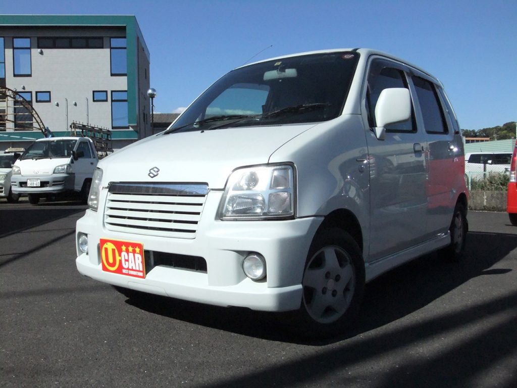 スズキ ワゴンR 中古 格安 車検付