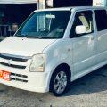 スズキ ワゴンR FX–Sリミテッド 中古軽自動車